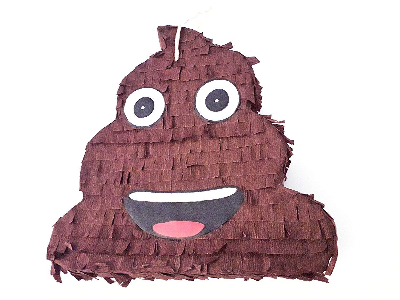 Pinata - Kothäufchen Emoji Poo