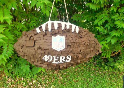 Pinata American Football