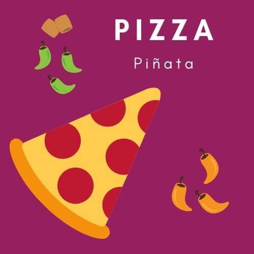 Pinata Pizza