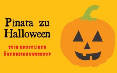 Pinata zu Halloween: Dein gruseliger Überraschungscoup