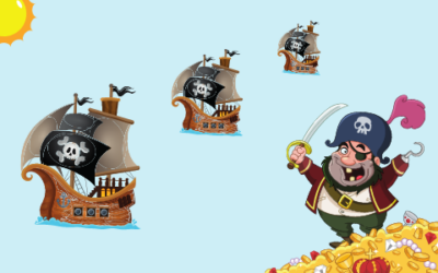 Pinata Piratenschiff & Pinata Schatzkiste: Ein seeräuberisches Abenteuer